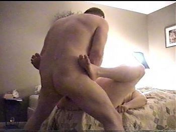 Right Hole, Amateur Fuck. MILF With Big Tits Fucked Good And Deep