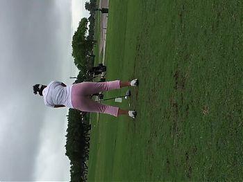 Amazing golf lady Vpl 1