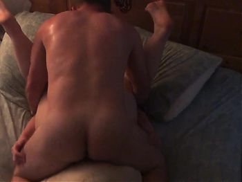 Balls deep inside my boss' wife. He doesn't know about us!!!