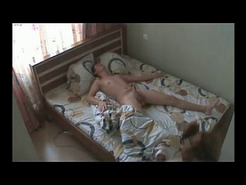 morning wake up handjob