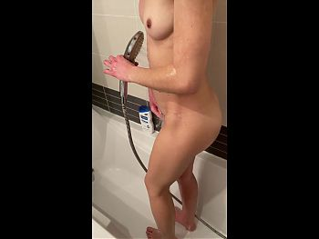spycam video of my sister-in-law in the shower