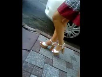 Sexy feet & legs, Voyeur